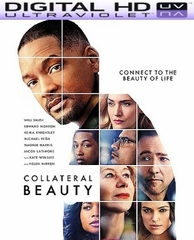 Collateral Beauty HD Digital Ultraviolet UV Code