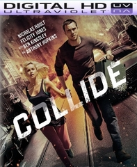 Collide HD Digital Ultraviolet UV Code    (PRE-ORDER WILL EMAIL ON OR BEFORE 5-30-17 AT NIGHT)
