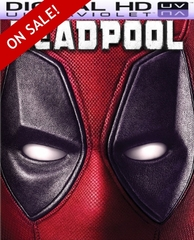Deadpool HD Ultraviolet UV or iTUNES Code REDEEMING NOW (FLASH SALE WILL END WITHOUT NOTICE)