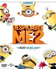 Despicable Me 2 DVD (USED)