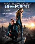Divergent (Blu-ray + DVD + HD UltraViolet)