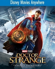 Doctor Strange HD DMA Disney Movies Anywhere Code, Vudu or iTUNES 150 Points