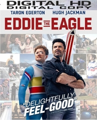 Eddie The Eagle HD Digital Ultraviolet UV or iTUNES Code (LIMITED AMOUNT)