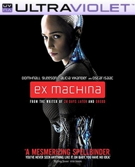 Ex Machina SD Digital Ultraviolet UV Code