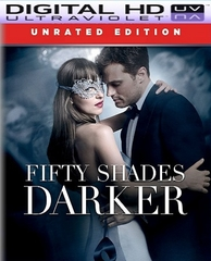 Fifty Shades Darker HD Digital Ultraviolet UV Code (PRE-ORDER WILL EMAIL ON OR BEFORE 5-9-17 AT NIGHT)