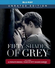 Fifty Shades of Grey Blu-ray Single Disc
