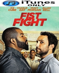 Fist Fight HD iTunes Code (PRE-ORDER WILL EMAIL ON OR BEFORE 5-30-17 AT NIGHT)