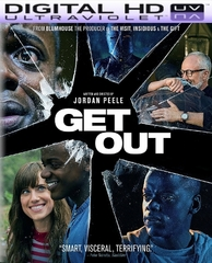 Get Out HD Digital Ultraviolet UV Code   (PRE-ORDER WILL EMAIL ON OR BEFORE 5-23-17 AT NIGHT)