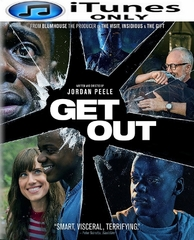 Get Out HD iTunes Code (PRE-ORDER WILL EMAIL ON OR BEFORE 5-23-17 AT NIGHT)