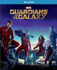 Guardians of the Galaxy Blu-ray Single Disc