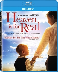 Heaven Is For Real Blu-ray  Single Disc