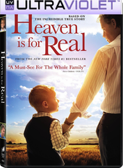 Heaven Is For Real Digital SD Ultraviolet UV Code
