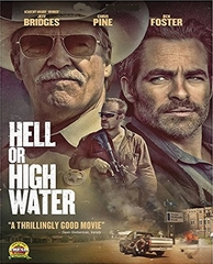 Hell Or High Water DVD