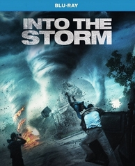 Into The Storm Blu-ray (ONLY USED)