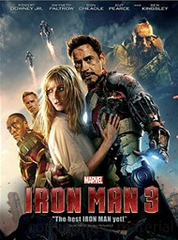 Iron Man 3 DVD (USED)