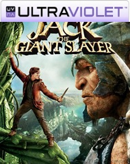 Jack The Giant Slayer SD Ultraviolet UV Code