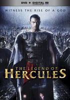 Legend Of Hercules (DVD + UltraViolet)