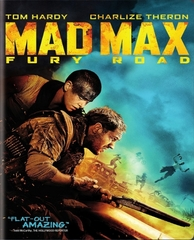 Mad Max: Fury Road DVD (USED)