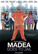 Madea Goes To Jail DVD Movie (USED)
