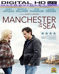 Manchester By The Sea HD Digital Ultraviolet UV Code (PRE-ORDER WILL EMAIL ON OR BEFORE 2-21-17 AT NIGHT)