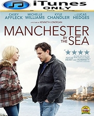 Manchester By The Sea HD iTunes Code (LIMITED SUPPLY)