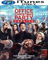 Office Christmas Party HD iTunes Code (PRE-ORDER WILL EMAIL ON OR BEFORE 4-4-17 AT NIGHT)