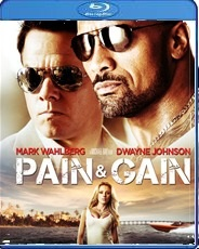 Pain and Gain Blu-ray (USED)