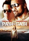 Pain And Gain DVD USED