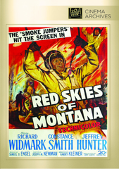 Red Skies of Montana DVD Movie