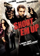 Shoot Em Up DVD Movie (USED)
