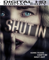 Shut In HD Ultraviolet UV or iTUNES Code (LIMITED SUPLY)