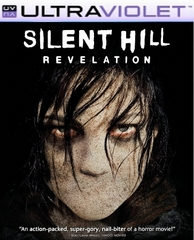 Silent Hill Revelation SD Ultraviolet UV Code