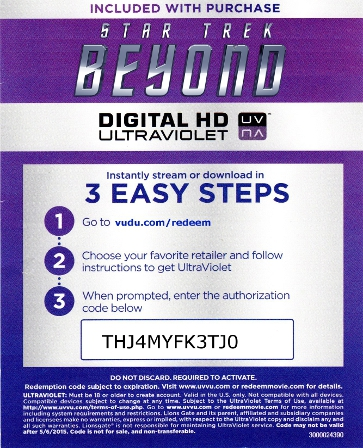 Vudu redeem movie code / 2018 Coupons