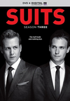 Suits Season 3 DVD