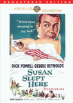 Susan Slept Here DVD