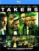 Takers Blu-ray Movie
