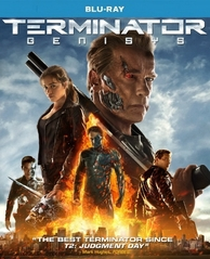 Terminator Genisys Blu-ray + Special Features Disc