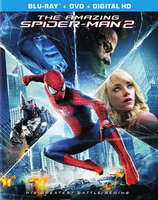 The Amazing Spider Man 2 (Blu-ray + DVD + UltraViolet)
