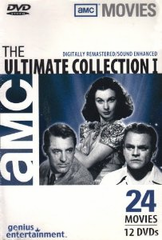 The AMC Movies  The Ultimate Collection  Vol  1 DVD Box Set