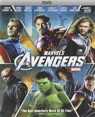 The Avengers DVD (USED)