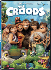 The Croods DVD (USED)