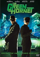 The Green Hornet DVD Movie (USED)