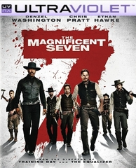The Magnificent Seven SD Digital Ultraviolet UV Code