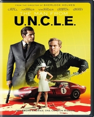 The Man from U.N.C.L.E. DVD (USED)