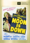 The Moon Is Down DVD Movie (1943)