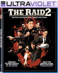 The Raid 2 SD Digital UltraViolet UV Code