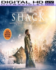The Shack HD Digital Ultraviolet UV Code (PRE-ORDER WILL EMAIL ON OR BEFORE 5-30-17 AT NIGHT)
