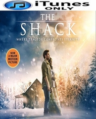 The Shack HD iTunes Code (PRE-ORDER WILL EMAIL ON OR BEFORE 5-30-17 AT NIGHT)