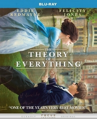 The Theory Of Everything Blu-ray Single Disc