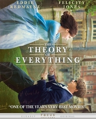 The Theory of Everything DVD (USED)